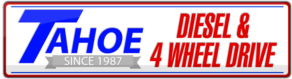 Tahoe Diesel & 4 Wheel Drive - logo